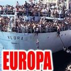 El Aquarius: el R78 acelera la invasión afro-musulmana de España