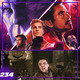 AVENGERS: END GAME / GoT: The Long Night - LC Magazine 234