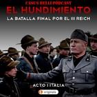 EL HUNDIMIENTO I - ITALIA El desmoronamiento de la Repubblica Sociale