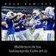 NFL Hablemos de los Indianapolis Colts 20-21