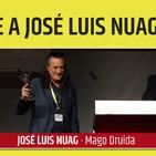 HOMENAJE A JOSÉ LUÍS NUAG, Mago Druida - Feria Magic Internacional
