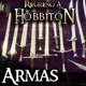 Regreso a Hobbiton 6x01: Armas de la Tierra Media