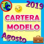 CARTERA MODELO CROWDLENDING - Actualización Agosto 2019 - Plataformas, Rendimiento, Estrategia...