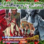 """Ep.10 """"Krampus y otros demonios de la Navidad"""""""