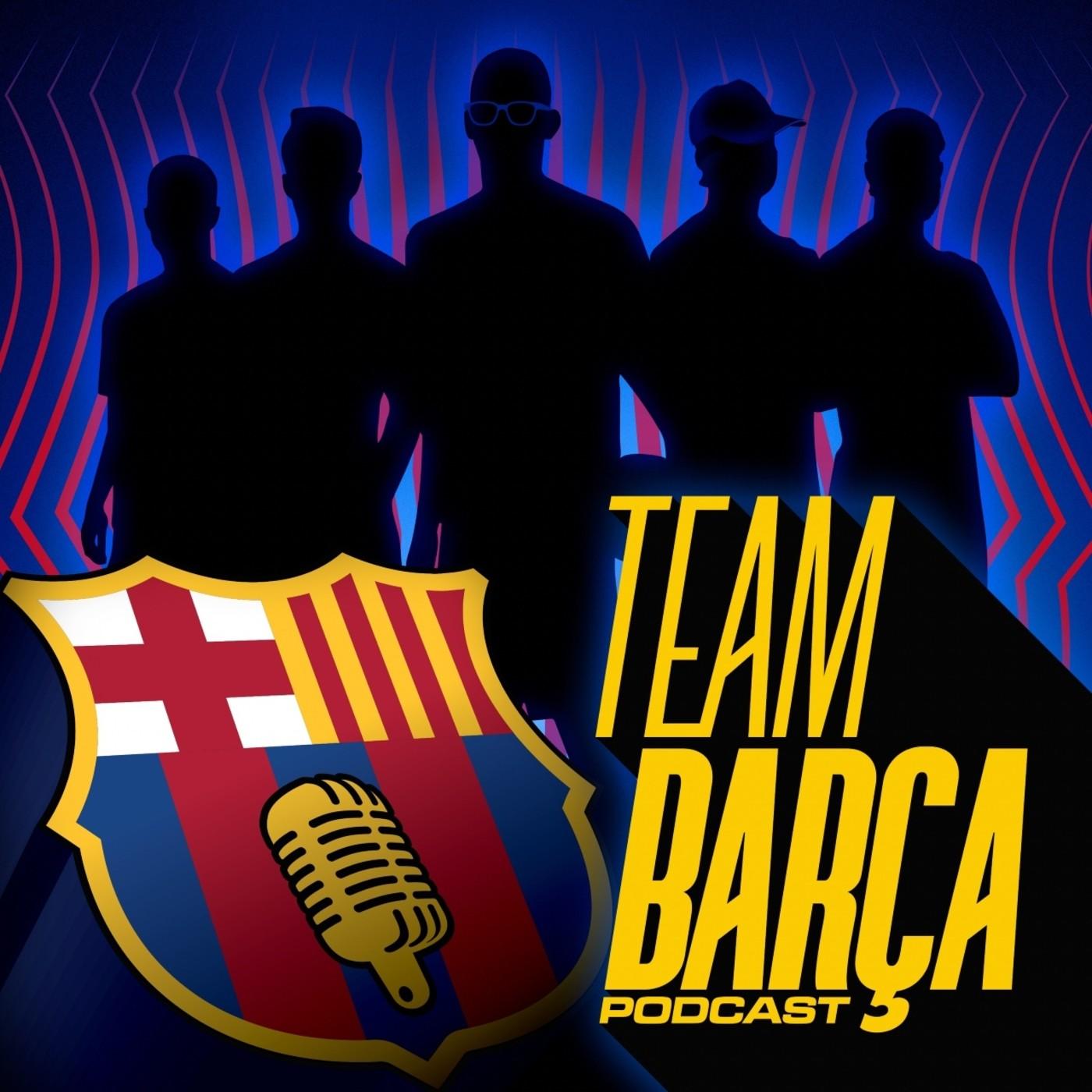 TBP 1x04 - De lo que pasó con Messi y los rivales de Champions