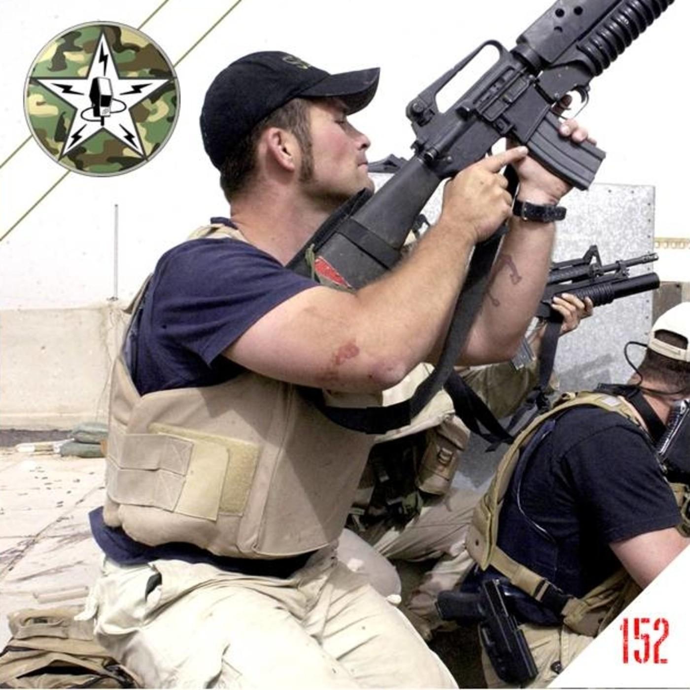 CBP#152 Mercenarios Blackwater - Contratistas de Seguridad :