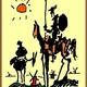 Cuarto episodio omnibus del Quijote (capítulos del 16 al 20 de la primera parte)