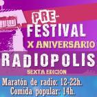 Rueda de prensa VI Festival Radiopolis