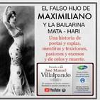 Un mexicano en París: Julio Sedano y Mata Hari. (1)