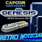 Mega Drive Mini | Capcom Home Arcade | Retro Noticias | NapeGames | [FrikiRoom Podcast]