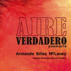 Metalkas 10-03-18 Entrevista Armando Silles McLaney Presentación Poemario