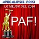 Apocalipsis Friki 116 - III Premios PAF! - Lo Mejor del 2014