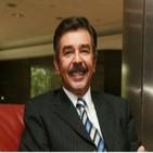 Jorge Ortíz de Pinedo, con Nino Canún.