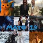 5x08 - Mayo 19 :Tardío y mucho Vengadores Endgame