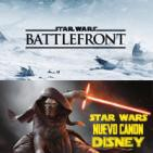 LODE 6x16 Star Wars BATTLEFRONT, Nuevo Canon Disney STAR WARS