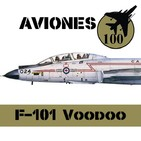 A10#62 F-101 VOODOO - Century Series 2d6