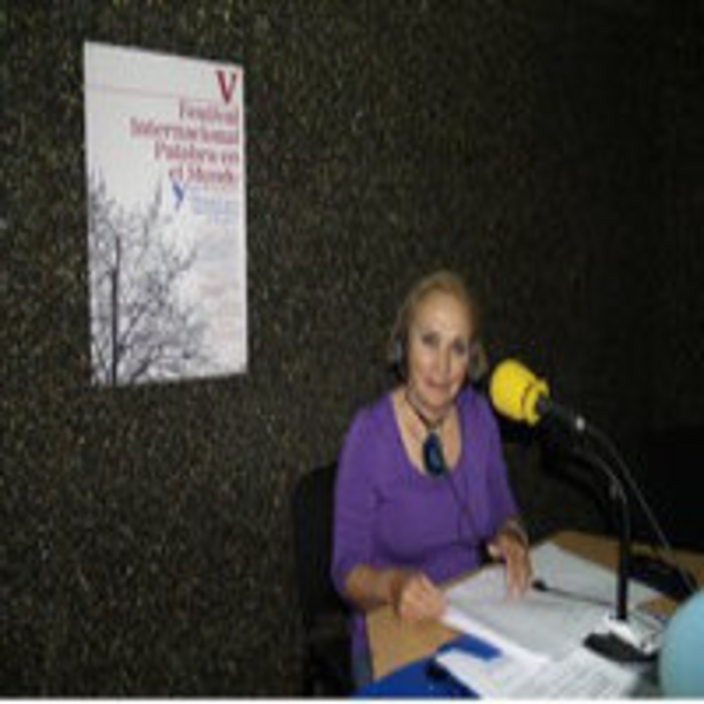 Vigilia Poética: Dora Méndez