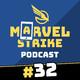 Ghost Rider, Namor y La Antorcha Humana | Marvel Strike Podcast #32