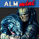ALM Mini (Predator: Hunting Grounds, RE3 Remake, DOOM Eternal, Mini Metro)