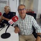El veterinario de la Plaza de Toros de Valencia, Javier Mazón, explica el proceso de selección de toros de lidia
