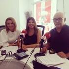 La experta Inma Aznar entrevista a la asesora de imagen de Le Maniquí, Loles Romero, en LA VENTANA DE LA MODA