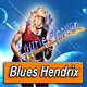 LAURIE MORVAN BAND · by Blues Hendrix