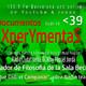 "XperYmentaS_39. 15.01.19_Obrador filosofia Sala Beckett. ""Que Calli el Campanar"" Radioteatre+Entrev."