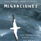 MIGRACIONES. los increíbles viajes de los animales, por Guille