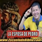 LA ESPOSA DE PEDRO - P Luis Toro