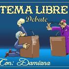 Tema Libre Con Damiana( Artistas groseros con sus fans) Junio 3,2020