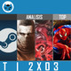 SOULMERS 2x03 - Spyro, Steam Tv, Diablo 3 Switch, Top 5 Spider-man ...