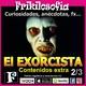 2x14. EL EXORCISTA 2/3 - CONTENIDOS EXTRA.