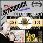 El Perfil de Hitchcock 4x28: #BlogosDeOro, La mano invisible, Marta no viene a cenar, Fieras sin jaula y Spalovac mrtvol