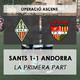 Retransmissió Sants-Andorra (1a part)