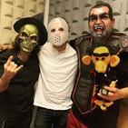 Frikiteam 229 Entrevista Micky Vega de Tao y Manuel Rubiales Merlos de BIG BANG Halloween