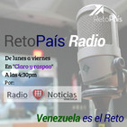 Elizabeth Álvarez en Reto País Radio