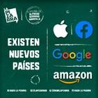 Editorial Alfredo Serrano - Los países GAFA - Radio La Pizarra - 31 ago 19