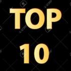 Top ten ranking cacionones en ingles mas escuchadas de la dÉcada