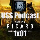 Star Trek Picard 1x01 USS Podcast Con 100 Renovamos