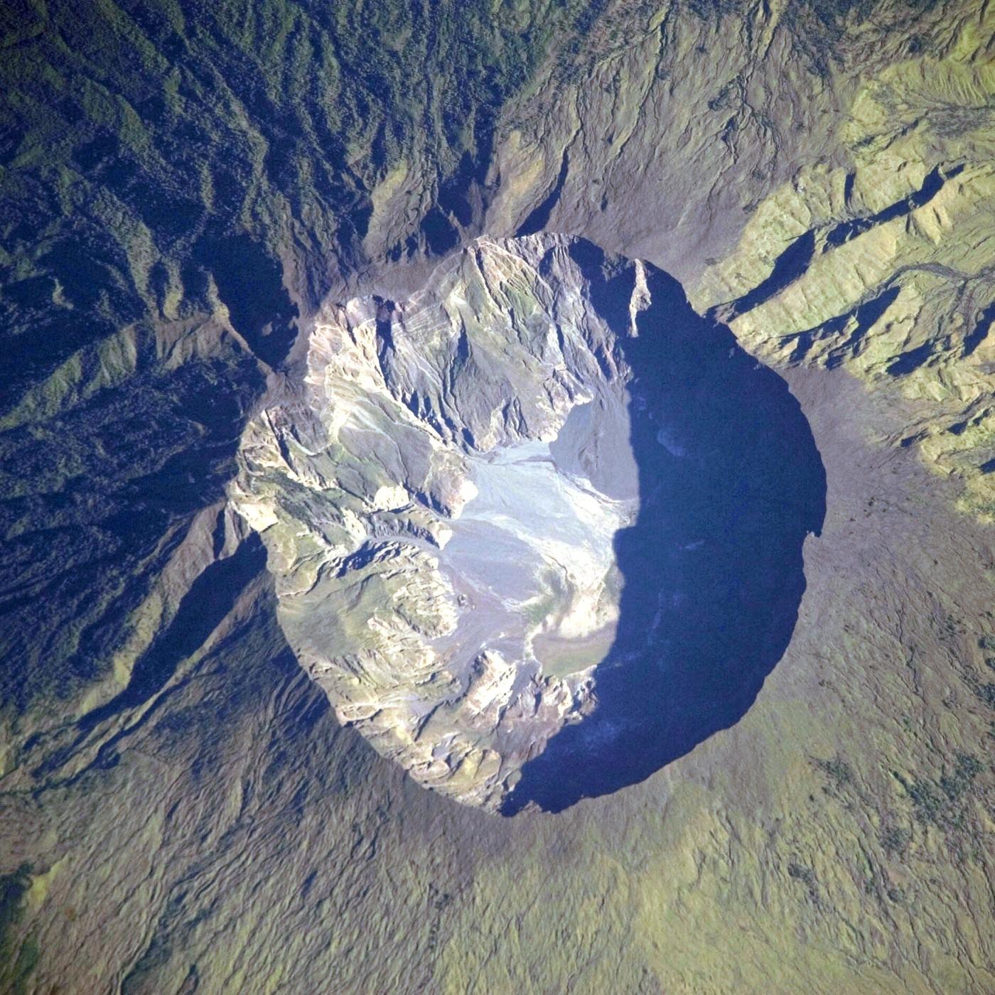 ENIGMAS EXPRESS: La erupción del Tambora