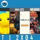SOULMERS 2x04 Miyamoto y Free to Play, Micropagos, Devil May Cry 5 y Mundial de Pokem