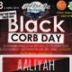BLACKCORB DAY Nº 262 : AALIYAH & DJ SHAN ( BCN )