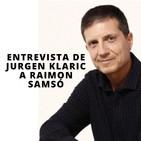 "Entrevista de Jurgen Klaric a Raimon Samsó autor de ""Taller del Amor""."
