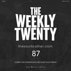 The Weekly Twenty #087