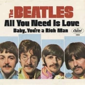 """""""All you need is love""""- Historia de la canción"""