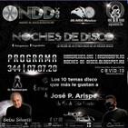 Noches de Disco | Programa 344