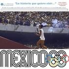 Juegos Olímpicos en México 1968.