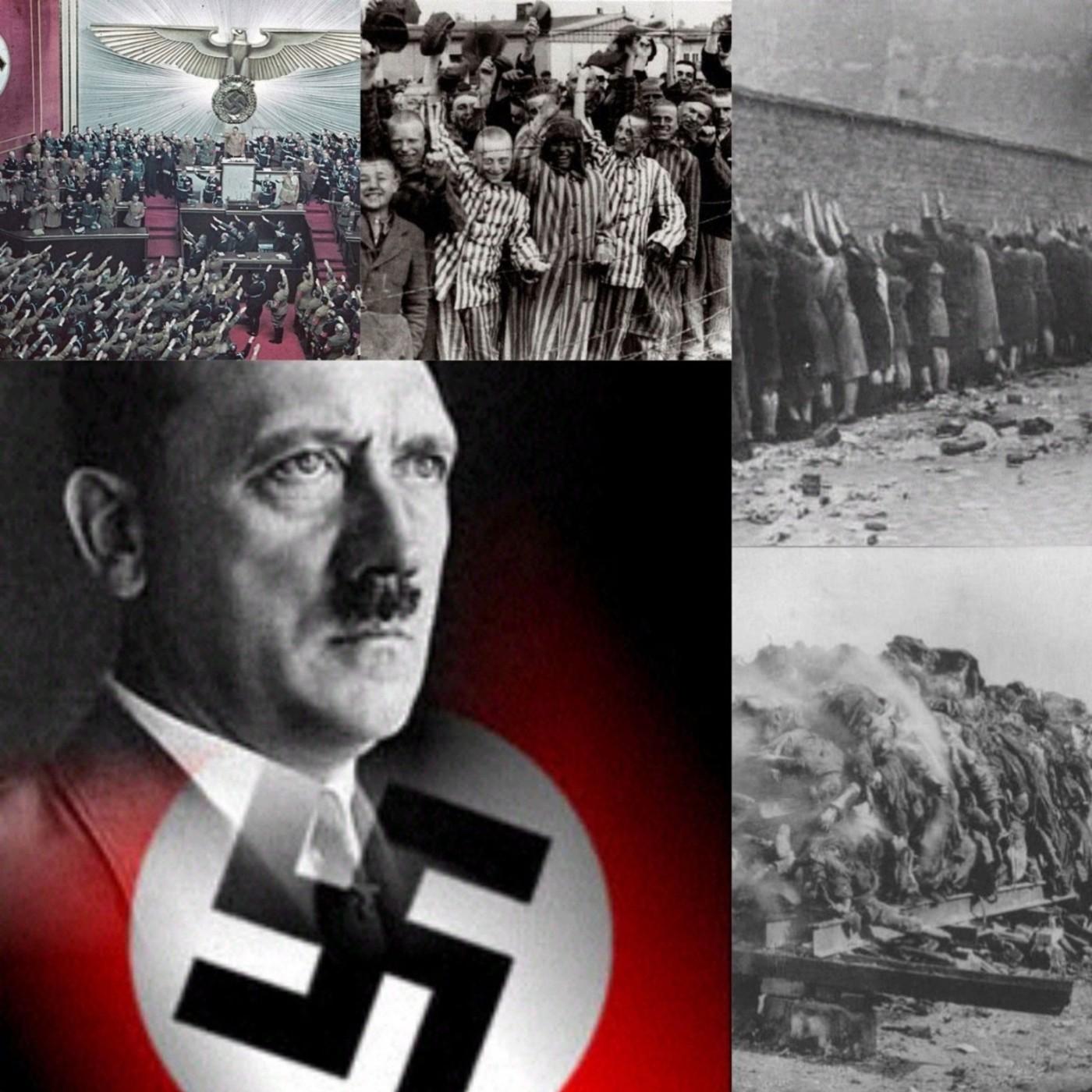 Crónicas de la segunda guerra mundial: 15- El régimen nazi