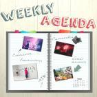 Raquel Cruz Weekly Agenda prog 25