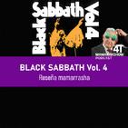 Black Sabbath Vol. 4 Reseña mamarrasha